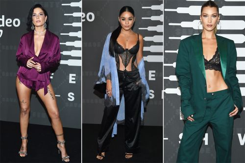 Rihanna's Savage X Fenty brings out the sexiest guests of Fashion Week