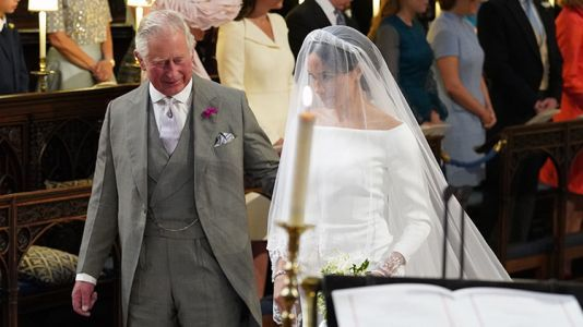 Prince Charles And Meghan Markle Reportedly Bonded Over Their Dysfunctional Families