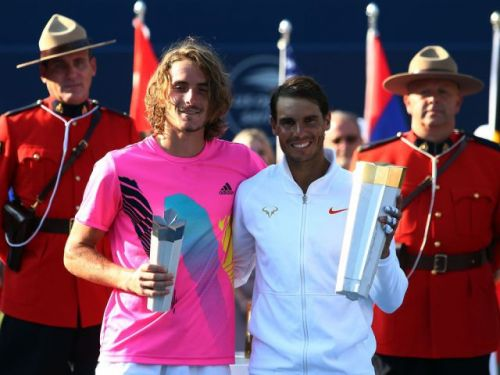 'Week of my life' at Rogers Cup in Toronto propels Stefanos Tsitsipas into tennis' elite
