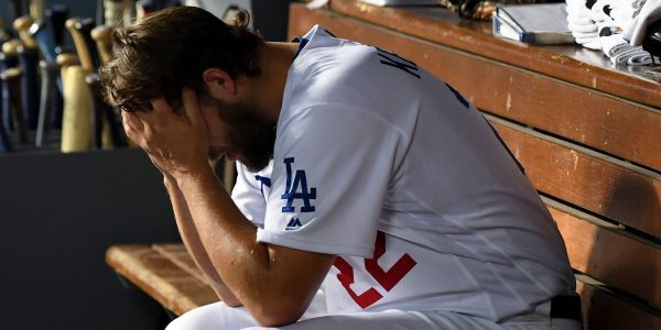 Clayton Kershaw blamed himself after suffering yet another catastrophic postseason collapse