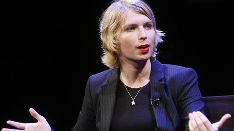 Chelsea Manning drops in to pro-Trump party in New York