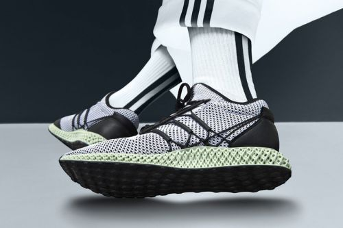 Y-3 Officially Unveils the RUNNER 4D