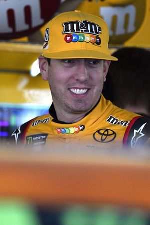 Johnson, Kenseth on bubble as Kansas elimination race looms