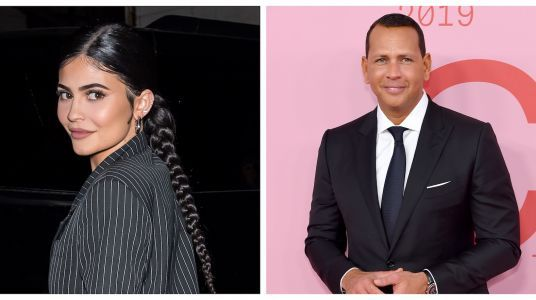 Erm, Alex Rodriguez and Kylie Jenner 'Barely' Talked at the Met Gala: She Was 'Confused'