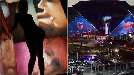 Saints & sinners: Live SEX CAM site Stripchat makes $15mn offer to brand name on NFL stadium in daring bid to 'penetrate sports'
