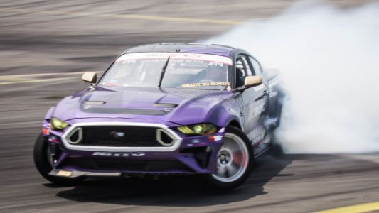 It Doesn't Matter How Many Motors You Blow Up to Make It in Formula Drift