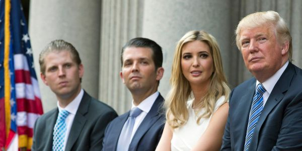 Ivanka Trump made nearly $4 million from the President's DC hotel last year