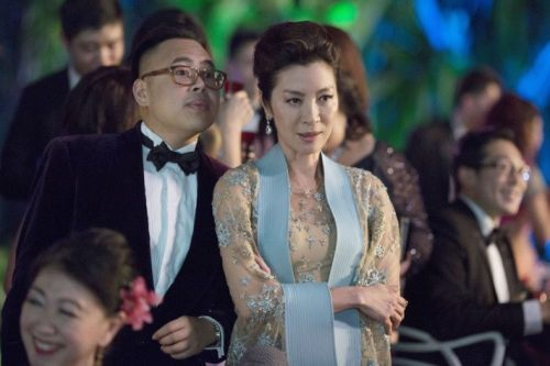 Critics are in love with 'Crazy Rich Asians,' which has a 100% score on Rotten Tomatoes