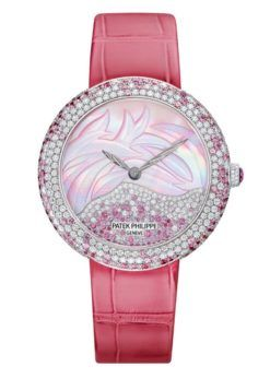 Roberta Naas on Mother-of-Pearl Watch Dials