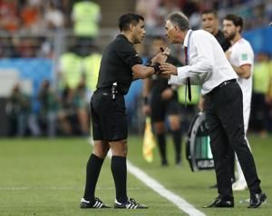 Iran coach Queiroz again lashes out at video review