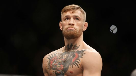 Watch: Conor McGregor's Brooklyn meltdown captured on new video