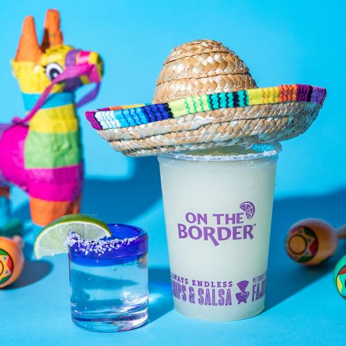 On The Border Mexican Grill & Cantina to Host 3-Day National Tequila Day Celebration