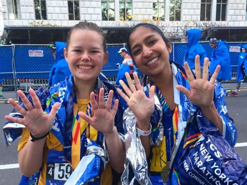 I ran the New York City marathon last year - here are the 13 tips that were crucial to surviving my first marathon
