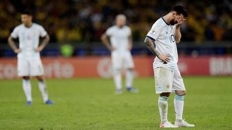Messi could face TWO-YEAR BAN over Copa America 'corruption' comments