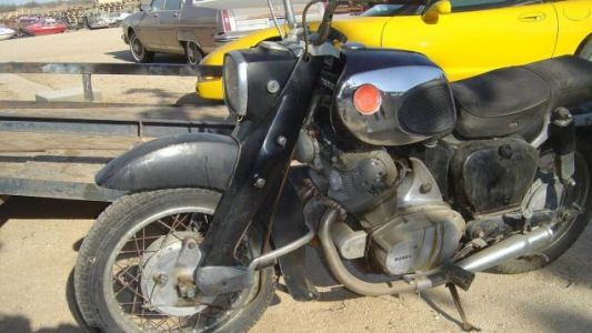 At $1,600, Could This 1965 Honda CA77 Be a Dream Come True?