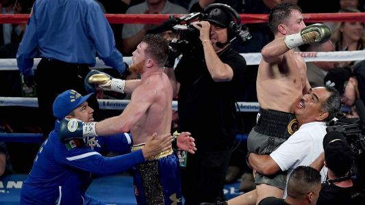 Canelo vs. GGG 2: Who really won the first fight?