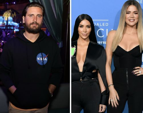 Scott Disick, Kim, and Khloé Kardashian Get Hit With Lawsuit Over Not Paying Private Jet Bill