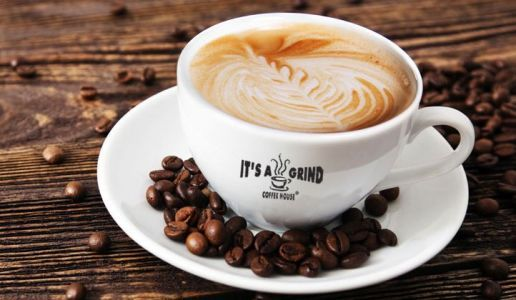 It's A Grind Coffee House Now Open in Oakland