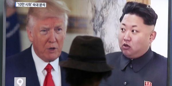 The Trump administration says it won't rule out hosting Kim Jong Un at the White House