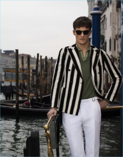Danny Beauchamp Travels to Venice for The City Magazine
