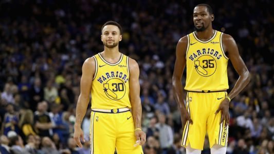 Stephen Curry, Kevin Durant combination more lethal than ever, says Steve Kerr