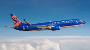 Sun Country Airlines adds its flight service from San Francisco to Hawaii