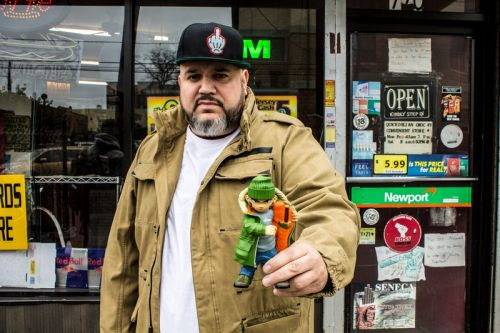 Rios Palante Wants to Make Toys That Reflect His Community