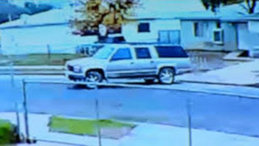 Police: Disturbing video shows uncle running toddler girl over, driving away