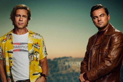 Leonardo Dicaprio Reveals First Poster for Tarantino's 'Once Upon a Time in Hollywood'