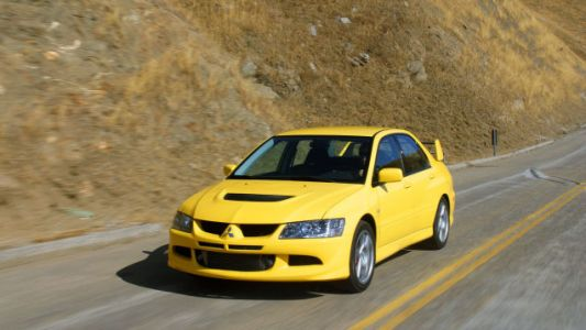 I've been thinking a lot about the Mitsubishi Evo IX lately