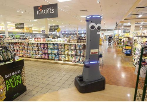 Badger will deploy robots to nearly 500 Giant, Martin's, and Stop and Shop stores in the U.S
