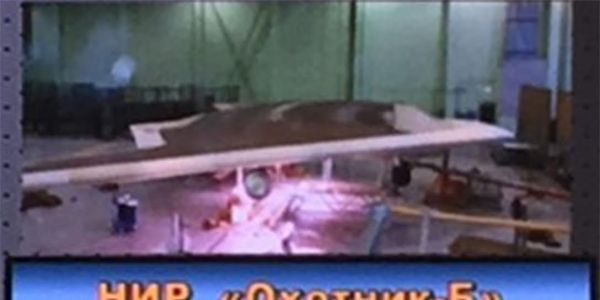 Russia is testing a new drone similar to the CIA's stealthy RQ-170, and wants to turn it into a sixth-generation fighter