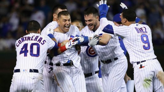 MLB wrap: Cubs get extra-inning win to split doubleheader with Dodgers