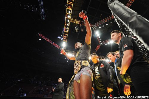 How long UFC champ Jon Jones is doing VADA testing, and how it's being paid for