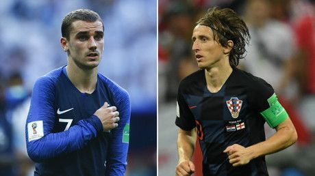 World Cup Final: France and Croatia one step away from Russia 2018 glory