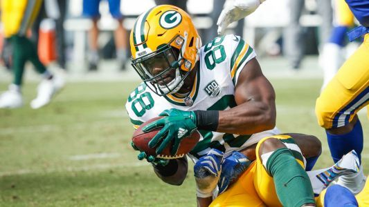 Packers' Ty Montgomery 'admitted it was a mistake' to bring ball out of end zone
