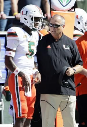 Rivalry renewed: No. 21 Miami and FIU finally playing again