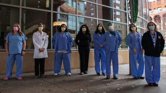 Faces Of COVID: The Former Frontline Workers Of Bethesda Hospital