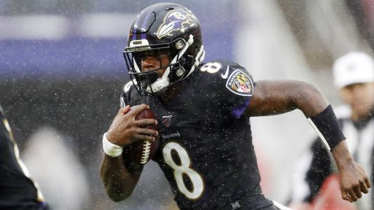 Lamar Jackson passed Michael Vick as a better QB long before breaking rushing record