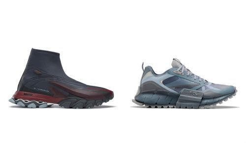 XIMONLEE and Reebok Ready New DMX Trail Hydrex and Zig Kinetica Horizon Edge Silhouettes