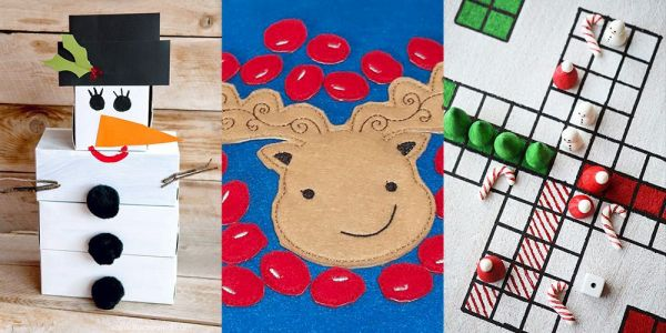 These fun Christmas games are here to make this the best holiday season ever