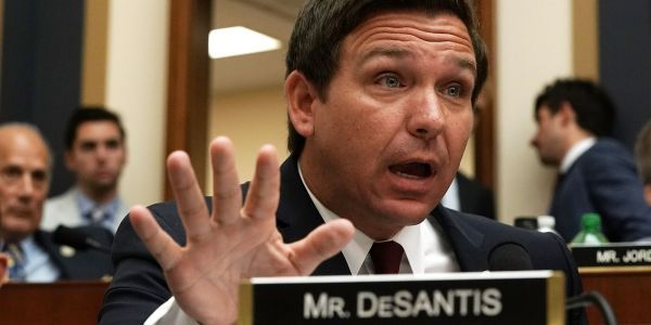 Trump-backed GOP congressman abruptly resigns to focus on campaign for governor in hotly contested Florida race