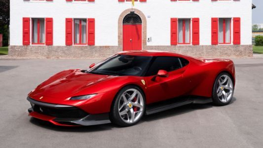 The One-Off Ferrari SP38 Is What All Ferraris Should Look Like