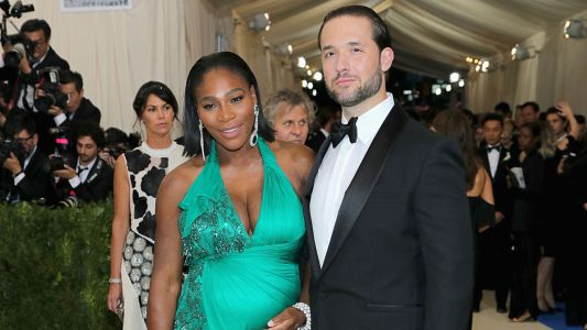 Serena Williams reveals first pictures of daughter Alexis Olympia Ohanian Jr