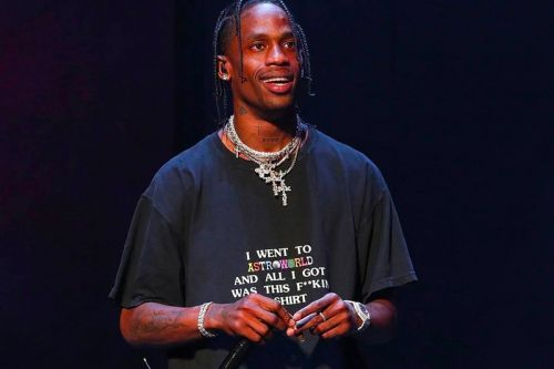 Travis Scott's Cactus Jack Foundation Feeds Over 1,000 Houston Families After Texas Winter Storm