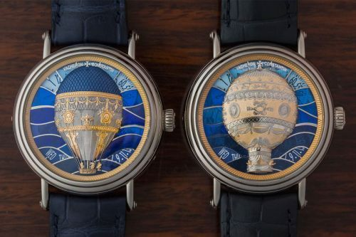 Vacheron Constantin Celebrates the History of Aviation With Five Limited Edition Watches