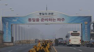 The Latest: Koreas to form their first joint Olympic team