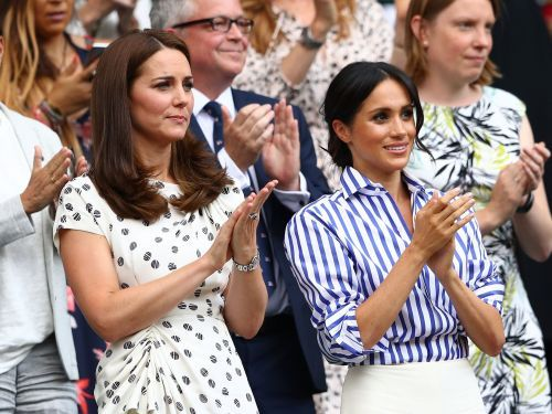 Meghan Markle wasn't allowed to wear a hat to Wimbledon this year - and it's all because of a royal rule