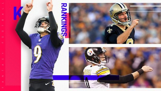 2018 Fantasy Football Rankings: Kicker