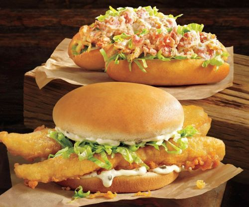 Captain D's kicks off Lent with the national launch of their big bold new Seafood Sandwiches
